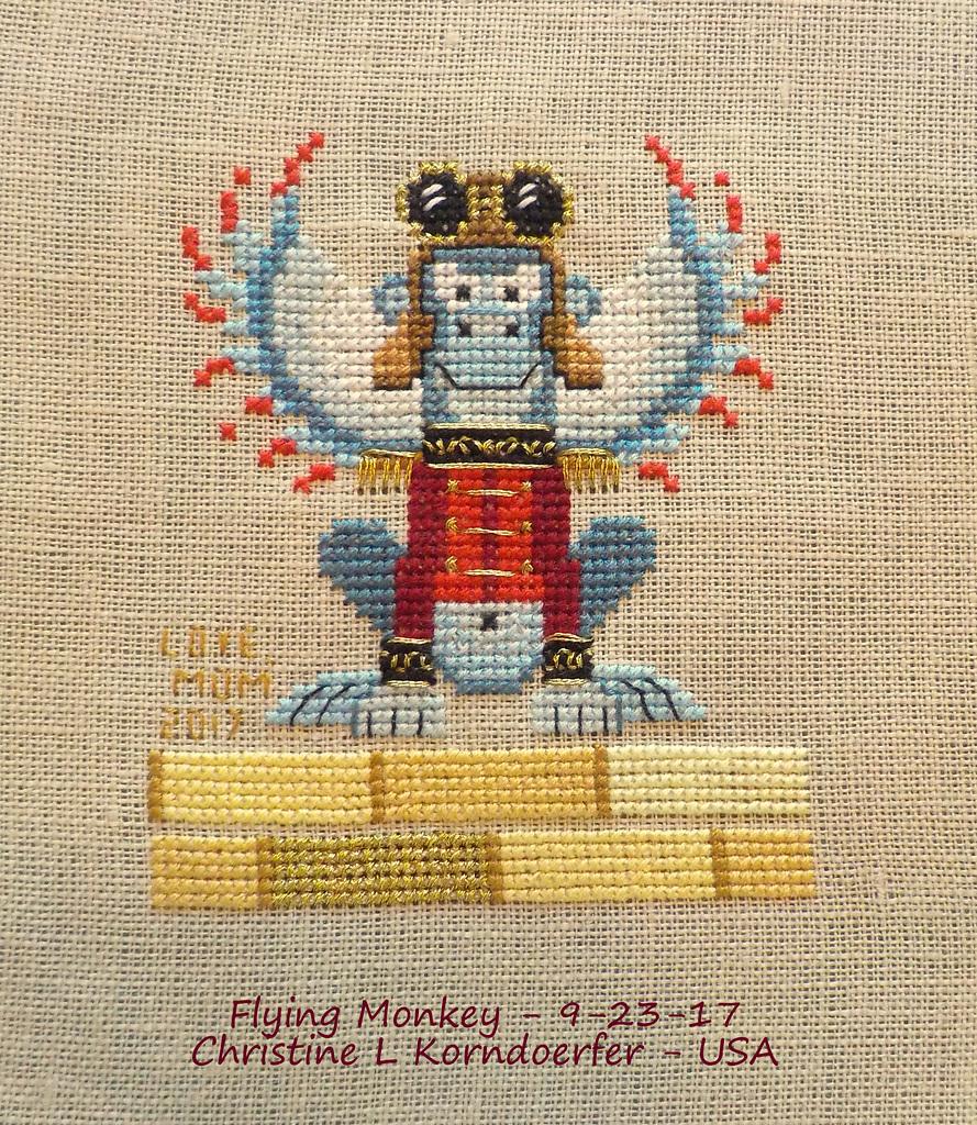 Flying Monkey - 9-23-17