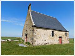 La chapelle Sainte Anne à Cherrueix (35)