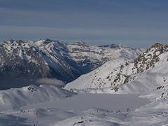 Frozen Lac de Vaux