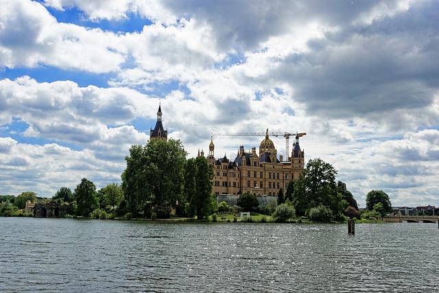 Schloss Schwerin (© Buelipix)
