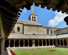 Saint-Papoul - Abbaye de Saint-Papoul