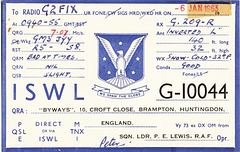 QSL G10044 ISWL