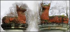 Pilastres kitchs