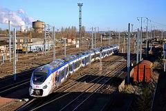 Régiolis Alsace à Thionville
