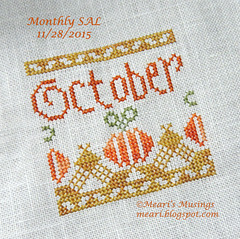 October Monthly SAL 11/25/15