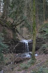 Little Waterfall (neighborhood of the castle Hohenbregenz)