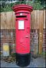 Pewley Hill pillar box