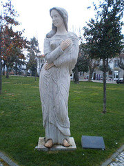 Monument to mothers.