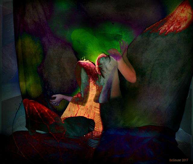 spring fantasies - the secret garden