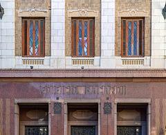 Edificio Bacardi - facade