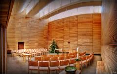 Apostelin Junia Kirche, Innenraum - Apostle Junia Church, interior