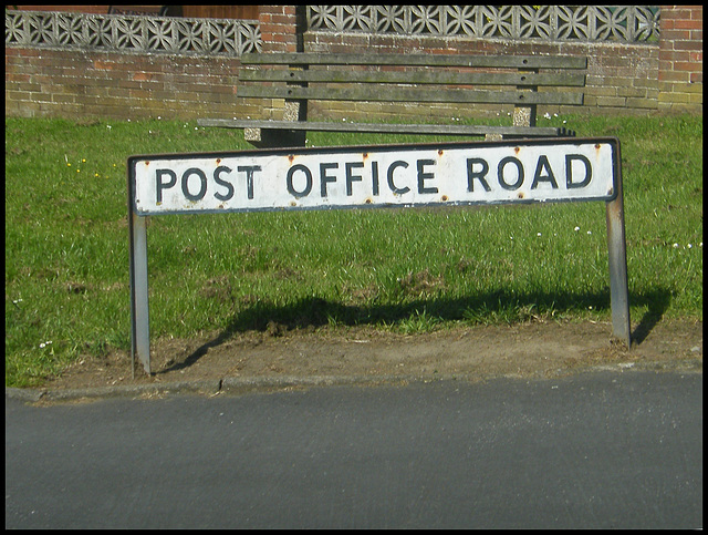 Post Office Road