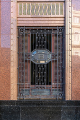 Edificio Bacardi -  window