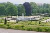 Springbrunnen im Park Sanssouci