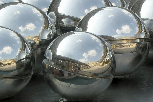 jeu de boules à la parisienne