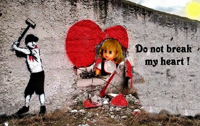DO NOT BREAK MY HEART!
