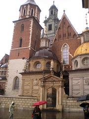 Wawel Cathedral.