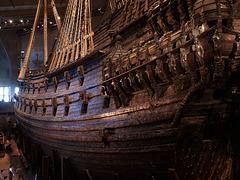 Stockholm, Vasa Museum Inside