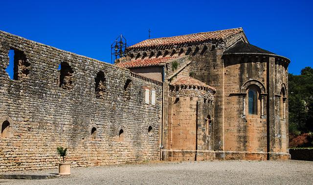 L'Abbaye de Fontcaude