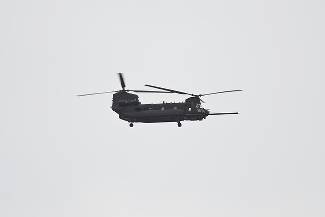 United States Army Boeing-Vertol MH-47 Chinook