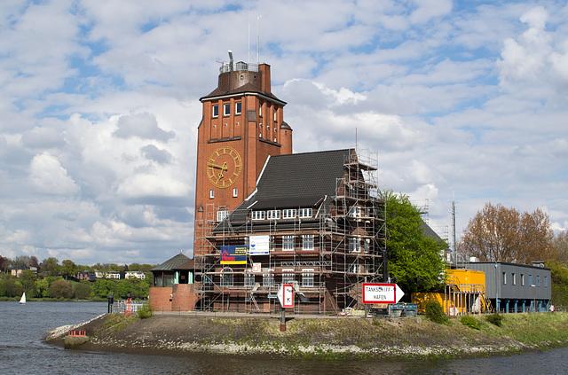 Hamburg Harbour ferry ride (#0024)