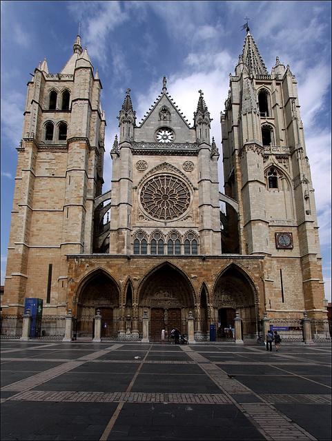 Cathédrale de León 2.