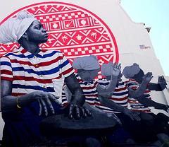 Batukaderas  and  kantaderas  Cape Verdean