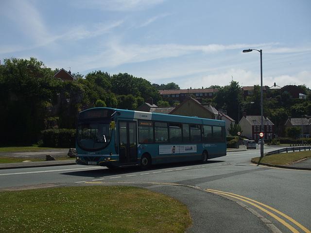DSCF9760 Arriva Cymru CX58 EXD