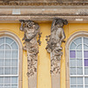 Fassade des Schlosses Sanssouci