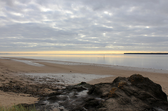 The River Tay at Broughty Ferry