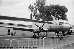 Ilyushin Il-14 at Letecké muzeum Kbely, Edited version, Kbely, Prague, CZ, 2014