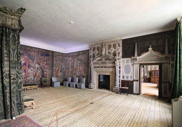 Hardwick Hall, Derbyshire