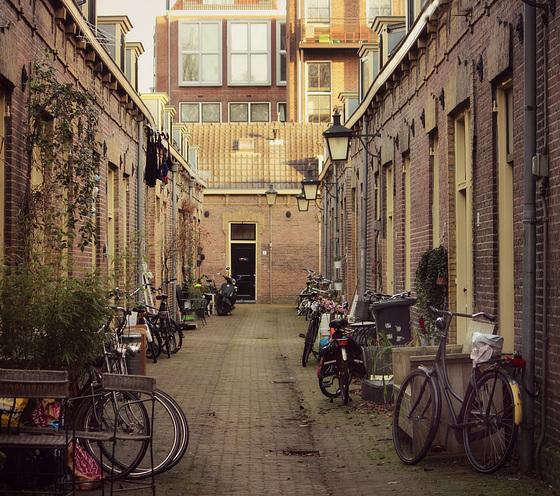 Downtown Utrecht