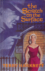 Terry Harknett - The Scratch on the Surface