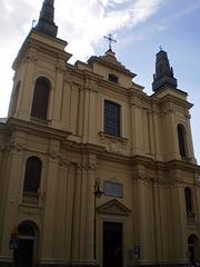 Saint Francis Church.