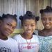 Sabrina - Géraldine - Djamila - Tsiramantcha - Sainte- Marie - (Madagascar)