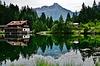 Der Frauensee in Tirol
