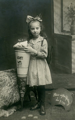 My First Day of School, April 19, 1922
