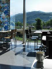 Grenoble - Cafeteria