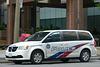 Toronto Police Dodge Caravan - 24 June 2017