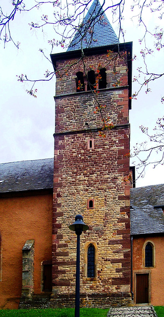 LU - Echternach - St. Peter und Paul