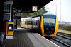 Kampen 2016 – Train leaving Kampen