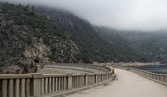 Hetch Hetchy O'Shaugnessy Dam  (#0634)