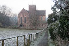 abbey dore, herefs.