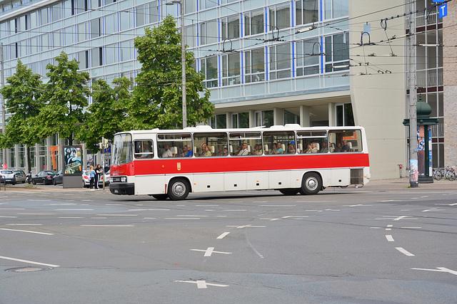 Leipzig 2019 – Ikarus 250.59 bus