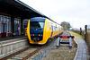 Kampen 2016 – Train at Kampen