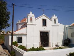 Chapel of Saint John the Baptist.