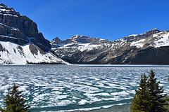 Bow River/Sea im Banff National Park