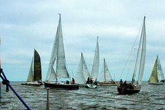 Yacht, Summerini, Regatta, Föhr,