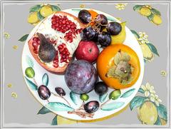 Fruits of the season... ©UdoSm